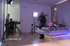 Making of - Inès, escort deluxe