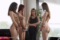 Madame Eva und ihre girls