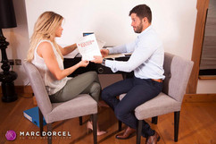Jessa Rhodes and Nick Moreno in the Horse Rider, Marc Dorcel's new production in VOD on Dorcel Vision
