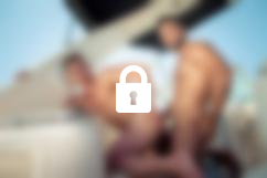 Men in Ibiza