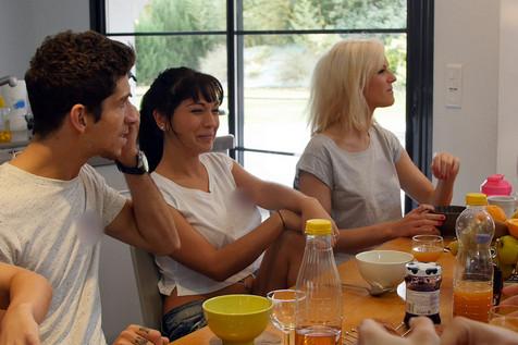 TV Réalité XXX - épisode 2 : Ania s'éclate à la villa