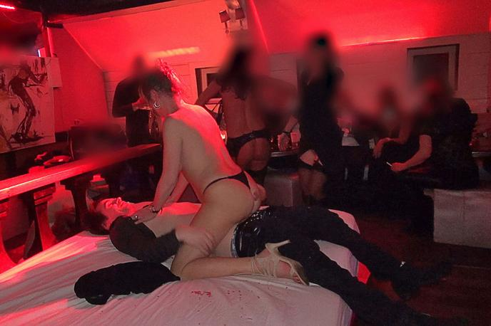 The pleasure garden club sex club review
