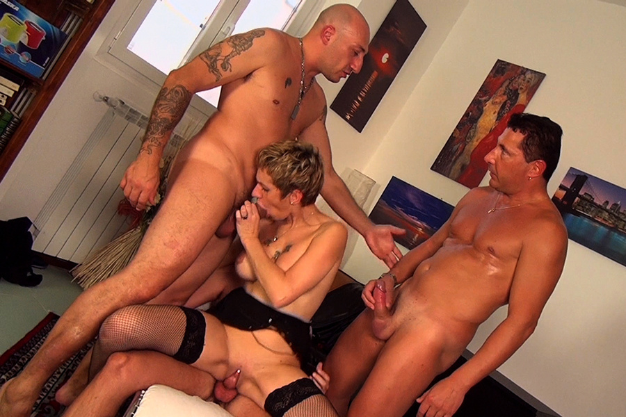 Penetration picture triple — pic 14