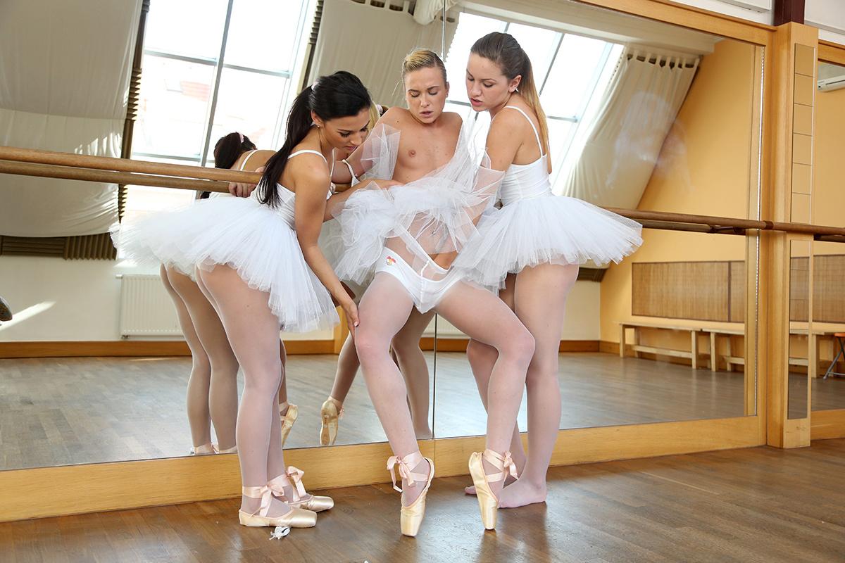 Sexy ballet porn