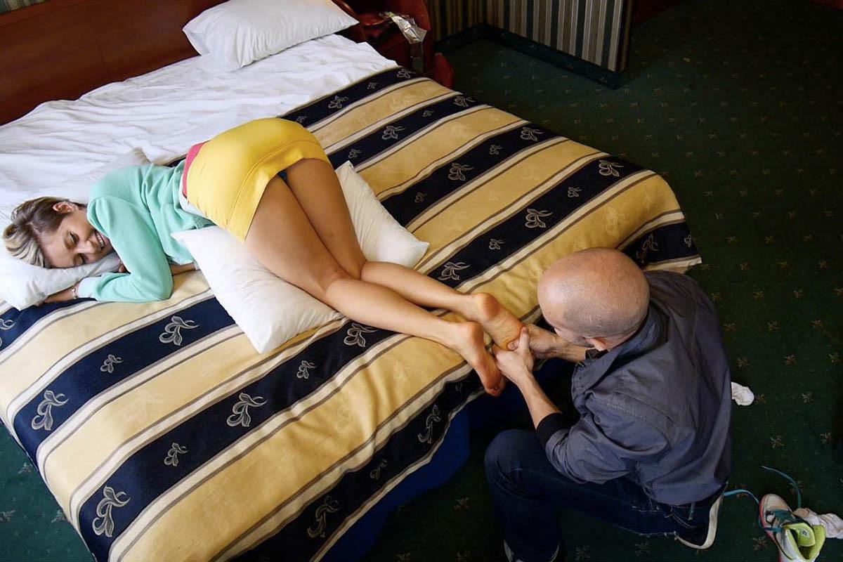 plaisir dans le sexe anal