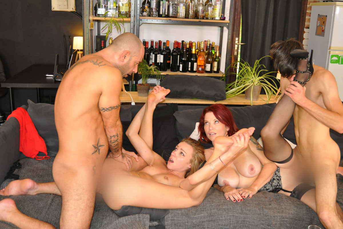 Idea swinger party first are