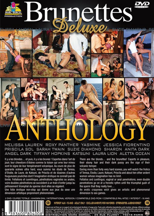 big boobs deluxe anthology dvd № 336096