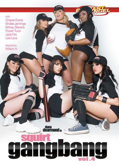 Gang Bang Squirt 8