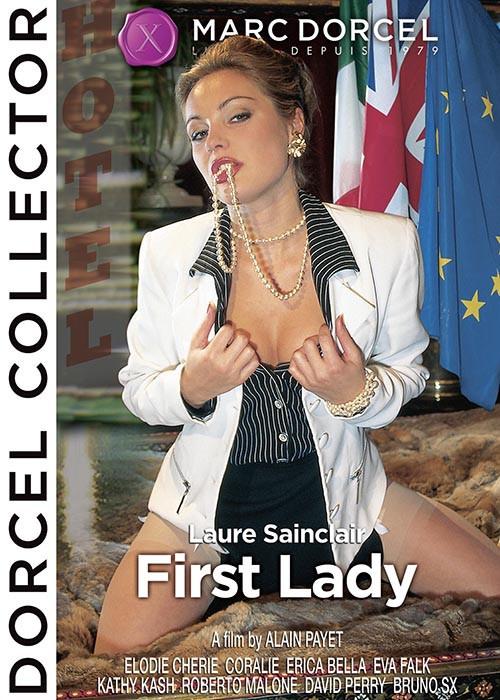 Первая леди в порно