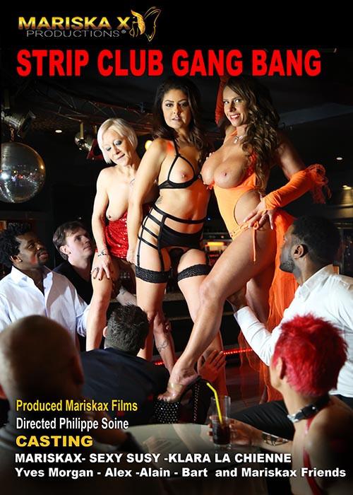 Sex in strip club video