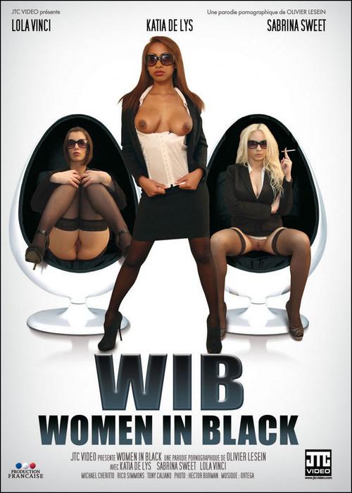 Women in black порно