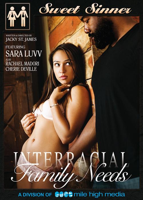 New interracial porn movies