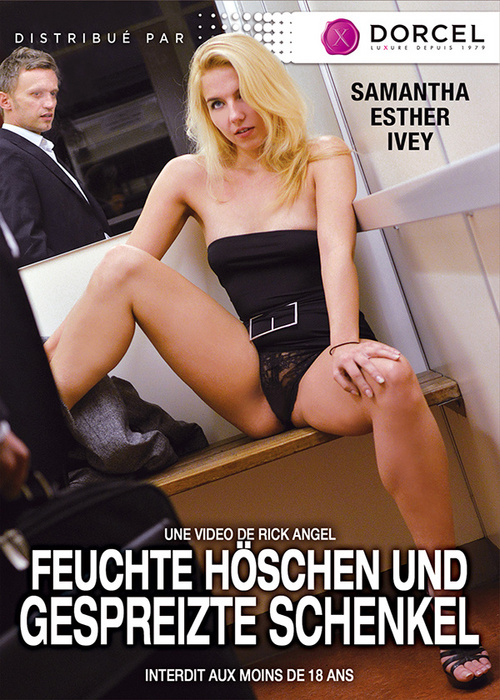 gespreizte Beine Höschen