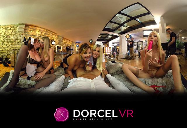 In der Schuhe von einem XXX schauspieler - VR