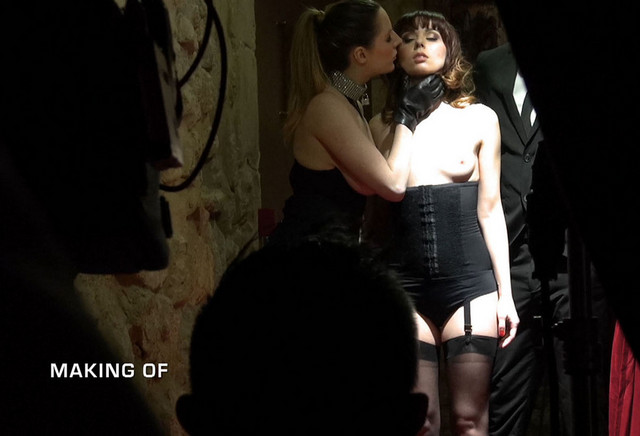 View trailer of Making of - Luxure - the perfect wife