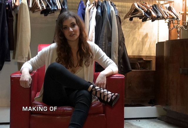 Making of - Diary of a student Trailer ansehen