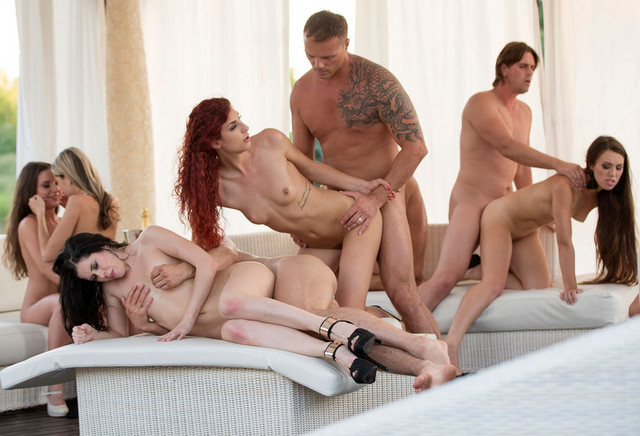 View trailer of Orgy Deluxe