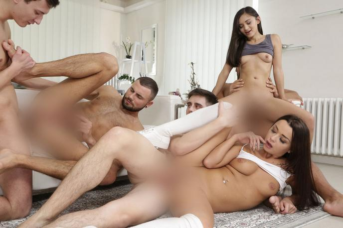 bisexal orgie