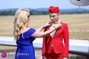 DORCEL AIRLINE - ESCALE SEXUELLE